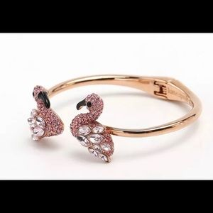 Kate Spade Flamingo Bangle